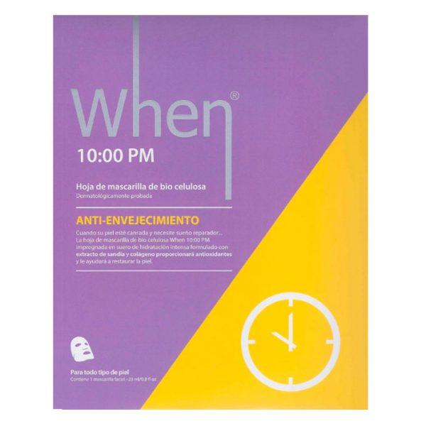 When. 10:00 PM. The Original Company