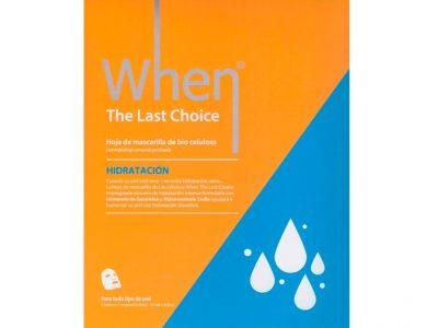 When. The Last Choice. The Original Company