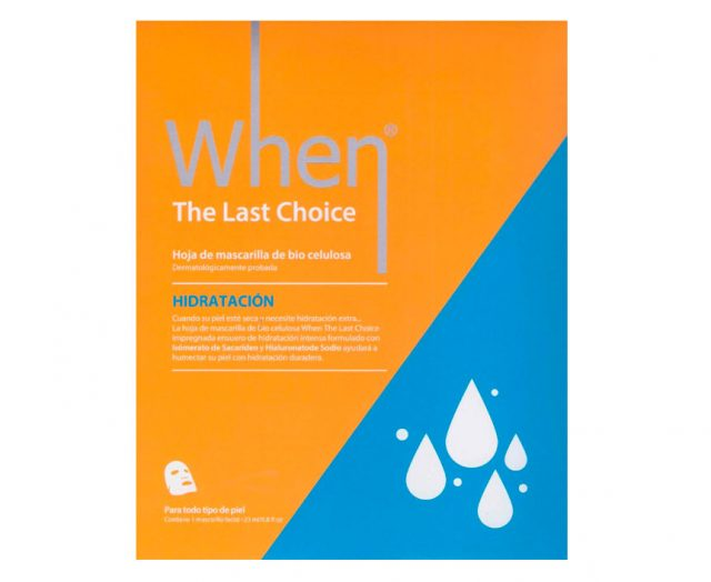 When. The Last Choice. The Original Company